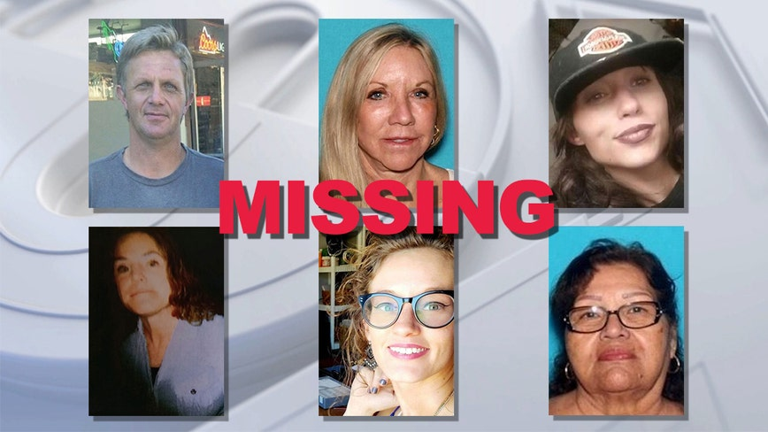 6 people have disappeared over the last 5 months near the mountain community of Idyllwild