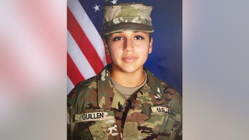 Hundreds attend public memorial for Spc. Vanessa Guillen held in Houston