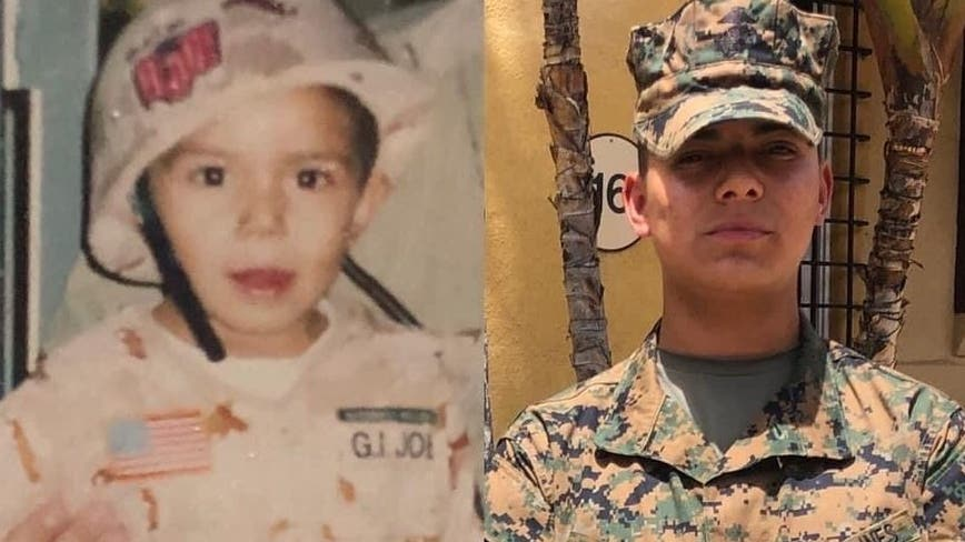 Family reflects on the loss of Marine son after mishap off San Clemente Island coast