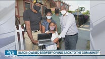 Black-owned brewery giving back to the South Central Los Angeles community