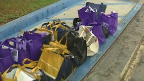 Community, non-profit organizations come together for back-to-school giveaway in Santa Ana