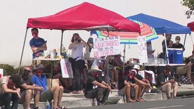 Animal rights activists plan 2-day vigil outside Farmer John slaughterhouse