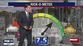Weather Forecast: Friday, Sept. 25
