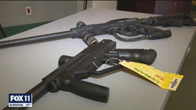 Paintball gun shootings on the rise in Los Angeles, LAPD says