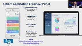 App helps healthcare workers check their mental health