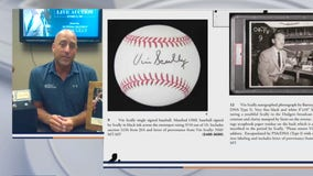 Vin Scully puts personal Dodgers collection up for auction