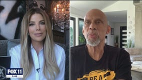 Kareem Abdul-Jabbar speaks on the racial injustice facing the nation