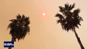 In Depth: Wildfires and air quality