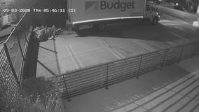 Surveillance video shows USPS mail dumped in Glendale