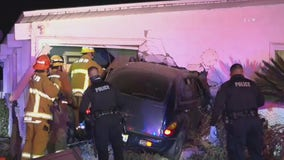 Woman killed inside her own home after apparent drunk driver slams into residence