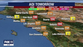 Weather pattern may shift the smoke eastward this weekend
