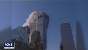 Retired NYPD officer reflects on 9/11 attack