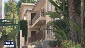 Hollywood apartment being used as illegal hostel