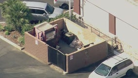 Fetus found in dumpster in Fontana; investigation underway