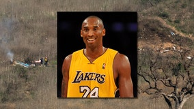 Vanessa Bryant sues second helicopter company in fatal Kobe Bryant crash