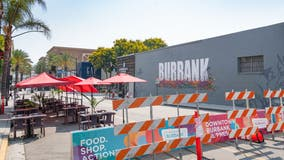 Burbank extends closure of San Fernando Boulevard for outdoor dining