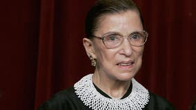 California public officials and residents react to Justice Ginsburg's passing