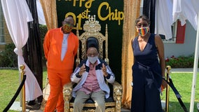 Rev. Cecil Chip Murray celebrates 91st bdy