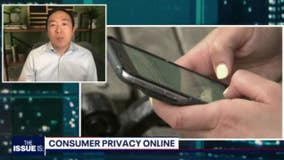 """Andrew Yang leads effort to pass Prop. 24: """"Your data and privacy rights are yours"""""""