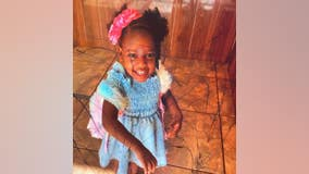 3-year-old girl left inside vehicle stolen in Dallas found unharmed