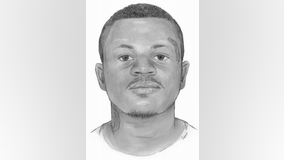 Authorities release composite sketch of suspect wanted for Pasadena shooting