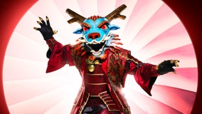 'The Masked Singer' reveal: The Dragon spits fire, but gets snuffed out by judges