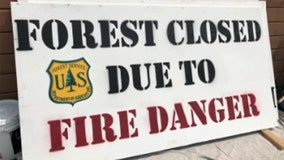 U.S. Forest Services announces extension of 9 California National Forest closures