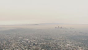 Air quality is unhealthy in parts of Los Angeles County