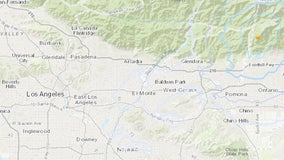 Preliminary 3.2-magnitude quake strikes Rancho Cucamonga, felt in portions of SoCal