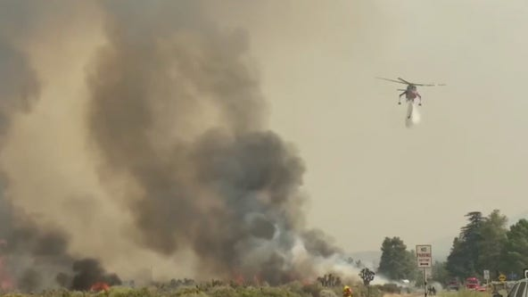 Evacuation orders extended as 113k-acre Bobcat Fire continues to rage