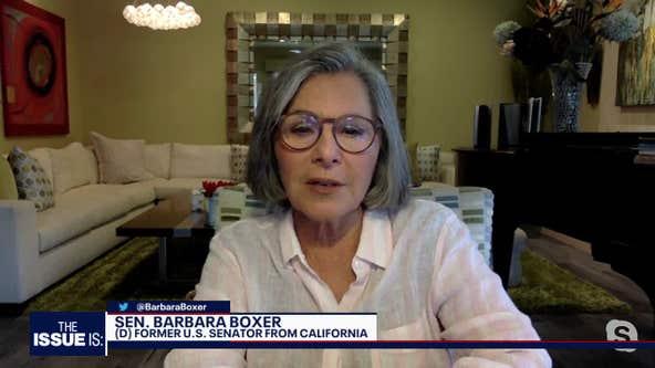 Barbara Boxer reacts to Amy Coney Barrett SCOTUS selection