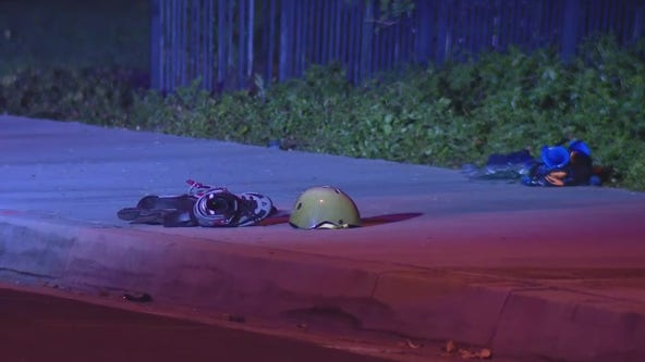 11-year-old killed, 8-year-old in critical condition after being struck by car in Westlake Village