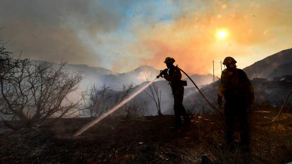Containment drops to 62% for 114,200-acre Bobcat Fire
