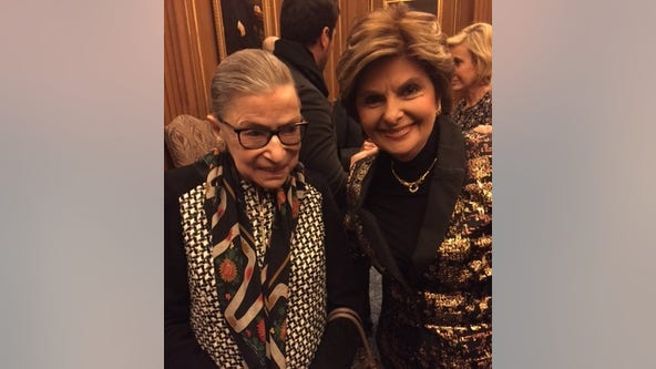 Women's rights attorney Gloria Allred reflects on Ruth Bader Ginsburg's legacy
