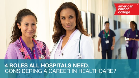 4 essential roles all hospitals need