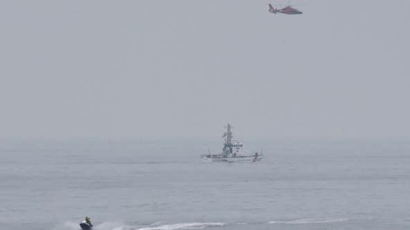 Small plane crashes off Southern California coast after departing from Santa Barbara Airport
