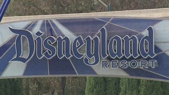 Disneyland vaccine site shutting down temporarily amid weather concerns