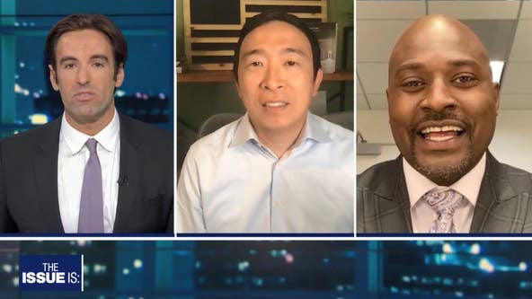 The Issue Is: Andrew Yang, John Cox, and Marcellus Wiley