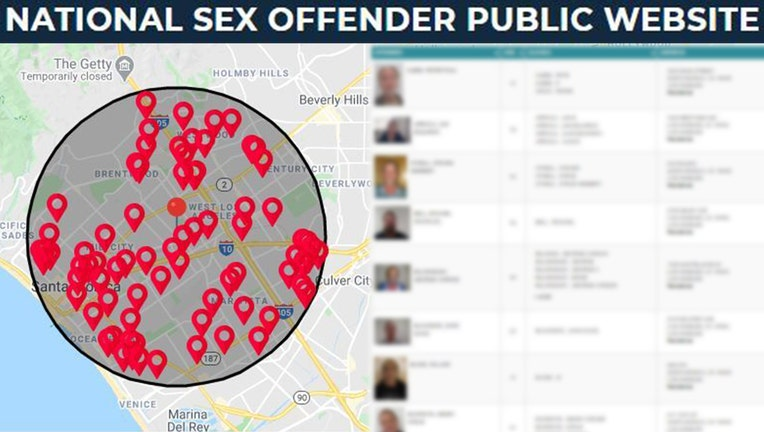mettenberger sex offender victims in Santa Ana