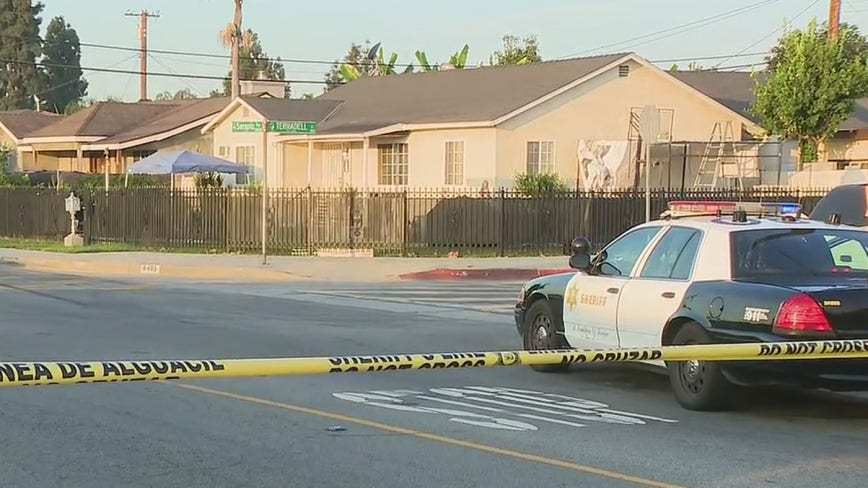 Homeowner shoots, kills intruder in Pico Rivera