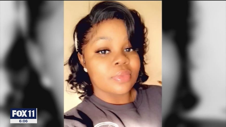 Black leaders and community members describe the impact of Breonna Taylor case