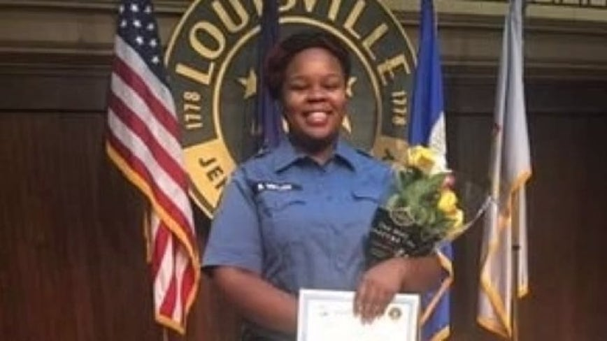 Officer involved in Breonna Taylor shooting to file lawsuits against people calling him a 'murderer'