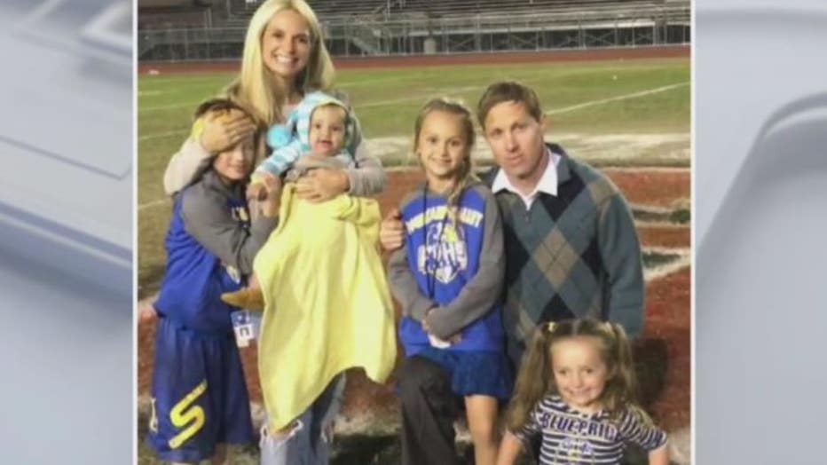 Popular Costa Mesa High School Coach Loses Daughter In Fiery Crash Wife And Children Remain Hospitalized