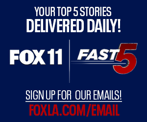 Sign Up For FOX11's Newsletters!