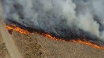 Silverado Fire latest