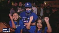 Dodger fans still hopeful for World Series win