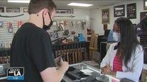 More women buying guns amid the coronavirus pandemic