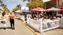 California restaurants seek booze, health fee refund due to coronavirus closures