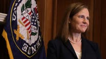 Amy Coney Barrett sworn in as Supreme Court justice after Senate vote