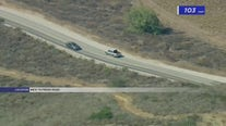 Suspect taken into custody after leading officers in pursuit through Ventura County